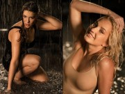 """Biệt đội mỹ nhân: 12 nữ VĐV """"áo mỏng dưới mưa"""" đẹp mê hồn"""