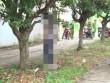 Cô gái 20 tuổi chết trong tư thế treo cổ bên lề đường