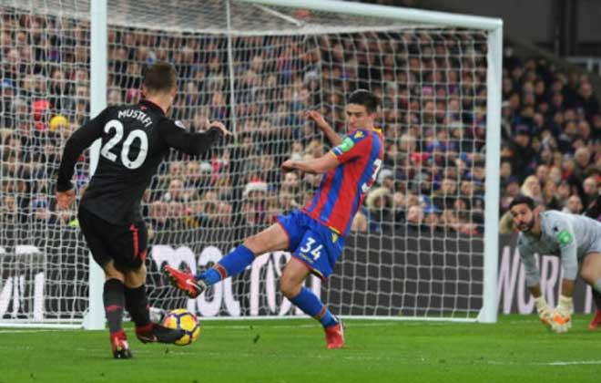 Crystal Palace - Arsenal: Tiệc lớn 5 bàn, rượt đuổi phút bù bây giờ - 1