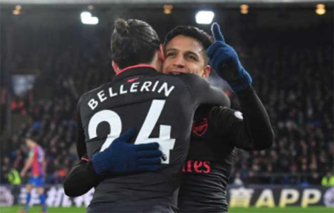 Crystal Palace - Arsenal: Tiệc lớn 5 bàn, rượt đuổi phút bù bây giờ - 2