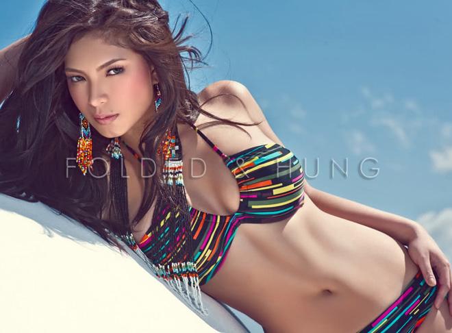 """Ngẩn ngơ trước dung nhan dàn """"quốc bảo mỹ nữ"""" Philippines - 10"""