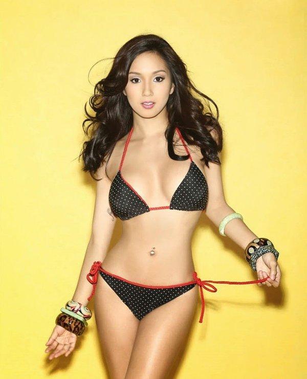 """Ngẩn ngơ trước dung nhan dàn """"quốc bảo mỹ nữ"""" Philippines - 3"""