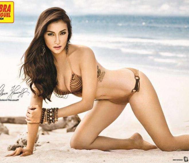 """Ngẩn ngơ trước dung nhan dàn """"quốc bảo mỹ nữ"""" Philippines - 13"""