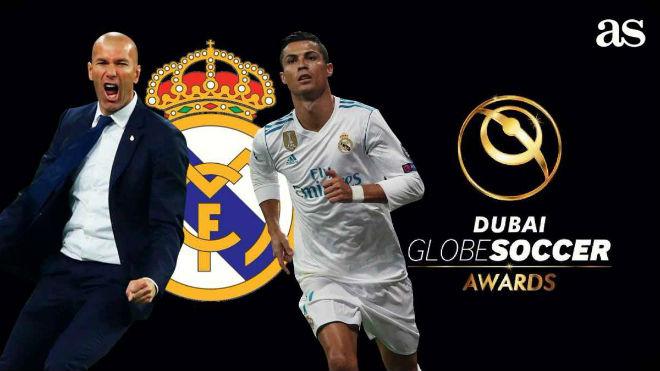 """Ronaldo lại cai trị áp giải thưởng, Zidane """"thơm lây"""" đã dễ bị Real thải hồi - 1"""