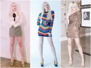 """"""" Bạn gái Sơn Tùng """"  chỉ thích diện váy ngắn, quần 5cm khoe chân dài"""