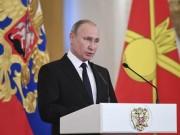 Putin ra lệnh tiêu diệt khủng bố tại chỗ, không bắt sống