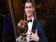 Sự kiện bóng đá triệu view 2017: Ronaldo và hattrick bê bối, vết xước lớn của QBV