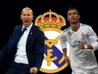 """Ronaldo lại thống trị giải thưởng, Zidane """"thơm lây"""" vẫn dễ bị Real sa thải"""