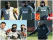 """MU: Mourinho buồn thiu, De Gea hóa """"ninja"""" trên sân tập"""