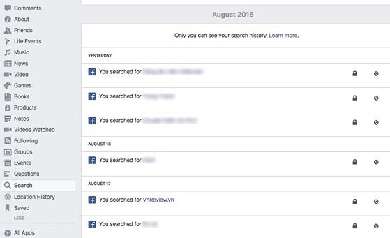7 mẹo hay trên Facebook có thể bạn chưa biết - 1