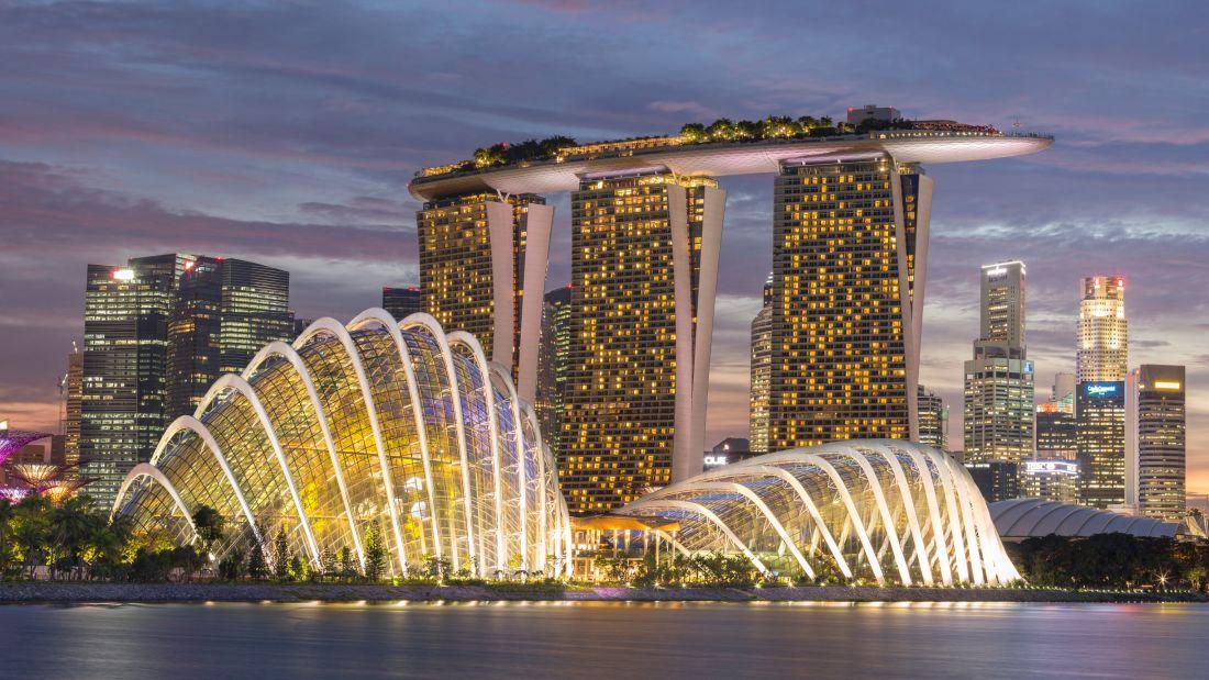 """Bật mí những cái """"nhất"""" của Singapore khiến bạn phải một lần ghé thăm - 1"""