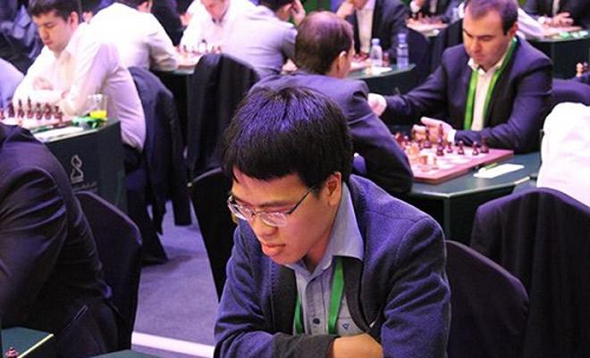 Cờ vua triệu đô: Vỡ òa, Quang Liêm thắng 6 ván hơn Vua cờ 17 bậc - 1