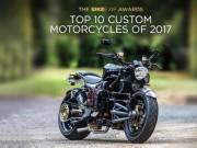 Top 10 mẫu xe độ đẹp nhất năm 2017