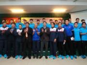 Bóng đá - Danh sách U23 Việt Nam đua ngôi vua châu Á: Phí Minh Long lỡ hẹn