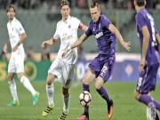Fiorentina - AC Milan:  Vua đá phạt  ra chân, 7 phút điên rồ