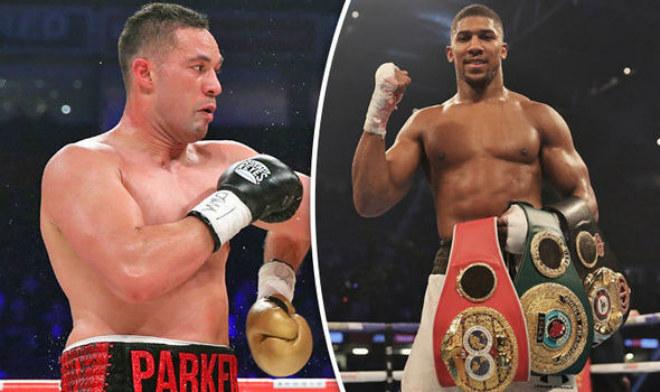 """Coi thường """"gã nghiện"""" Fury, """"Vua"""" boxing Joshua đã chọn đối thủ - 2"""