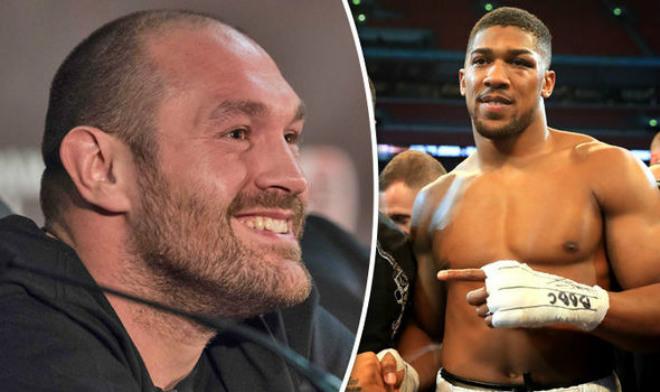 """Coi thường """"gã nghiện"""" Fury, """"Vua"""" boxing Joshua đã chọn đối thủ - 1"""