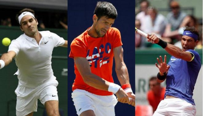 Djokovic, Nadal gặp hạn nặng sát Australian Open: Federer sướng âm ỉ - 1