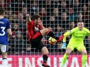 Bournemouth - Everton: Rooney cứu viện, đoạn kết cay đắng