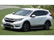 Trải nghiệm Honda CR-V 2018: Vẫn dẫn đầu phân khúc!