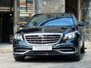 Mercedes-Maybach S450 2018 giá 7,219 tỷ đồng
