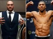 """Coi thường  gã nghiện  Fury,  """" Vua """"  boxing Joshua đã chọn đối thủ"""