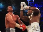 Boxing kinh điển 2017: Trận Joshua  đấm gục  Klitschko hay nhất thế giới