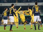 Verona - Juventus: Cú đúp siêu đẳng, người hùng thăng hoa