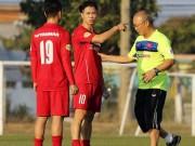 Bóng đá - U-23 VN loay hoay tìm thủ lĩnh ở giải châu Á