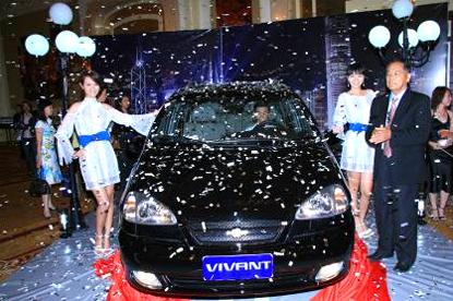 Chevrolet Vivant - Dòng Sản phẩm Mới 2008 của GM - 3