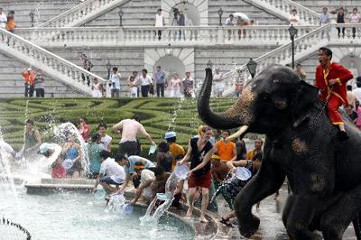 Lễ hội Songkran Thái Lan - 7