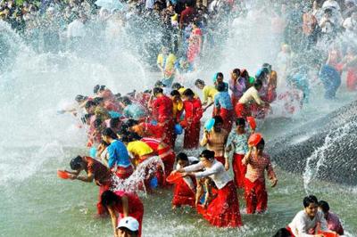 Lễ hội Songkran Thái Lan - 3