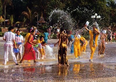 Lễ hội Songkran Thái Lan - 5