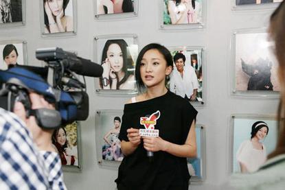 Châu Tấn: Hết lòng vì học sinh Tứ Xuyên - 2