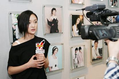 Châu Tấn: Hết lòng vì học sinh Tứ Xuyên - 4
