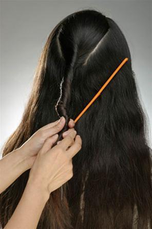 Các kiểu búi tóc hiện đại - 4