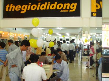 Thegioididong.com: Đối phó lạm phát với miễn phí, giảm giá, tặng kèm - 1