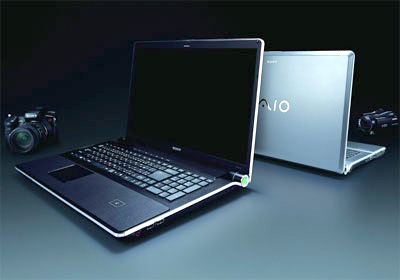 Laptop Sony Vaio 18,4 inch - 1