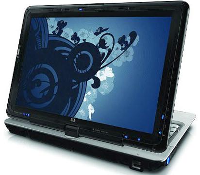 TouchSmart tx2 màn hình cảm ứng xoay - 2