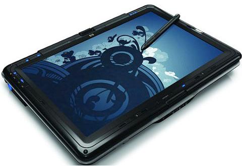 TouchSmart tx2 màn hình cảm ứng xoay - 3