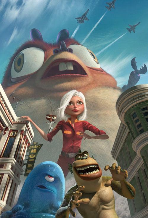 Phim mới: Quái vật ác chiến người ngoài hành tinh - 1