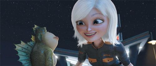 Phim mới: Quái vật ác chiến người ngoài hành tinh - 2