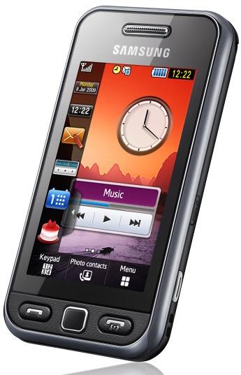 Samsung S5230: Dế cảm ứng giá rẻ - 1