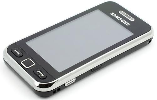 Samsung S5230: Dế cảm ứng giá rẻ - 2