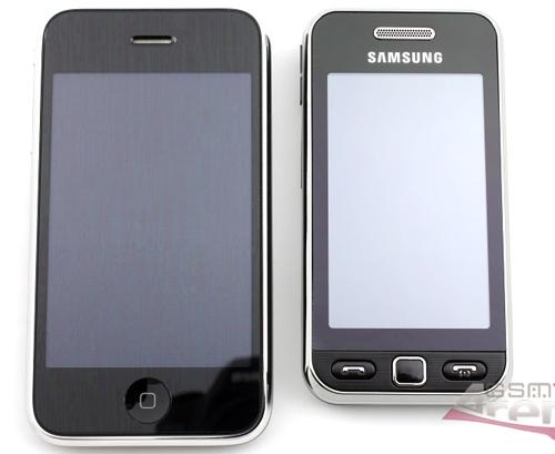 Samsung S5230: Dế cảm ứng giá rẻ - 4