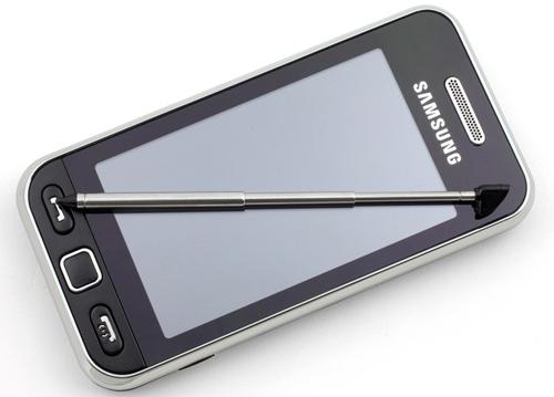 Samsung S5230: Dế cảm ứng giá rẻ - 3