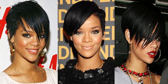 Thời trang tóc ngắn với ngôi sao Rihanna - 3