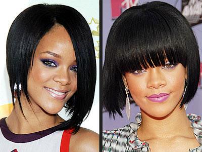 Thời trang tóc ngắn với ngôi sao Rihanna - 6