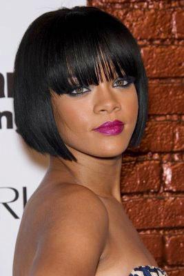 Thời trang tóc ngắn với ngôi sao Rihanna - 10