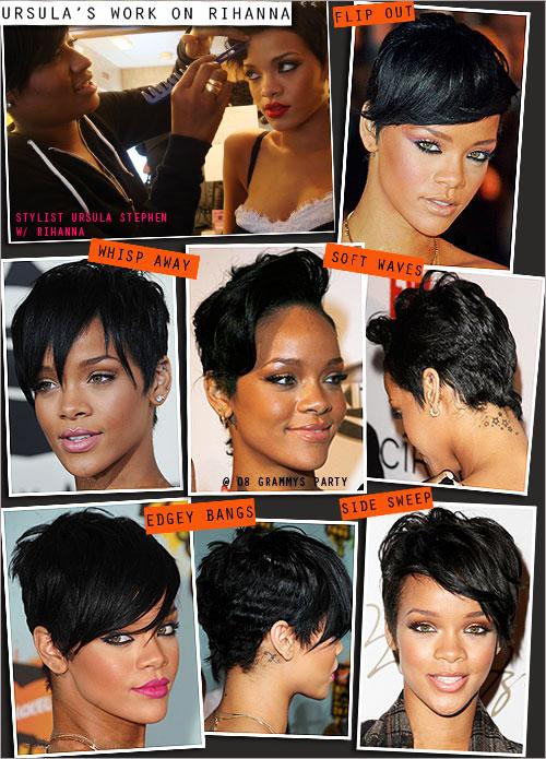Thời trang tóc ngắn với ngôi sao Rihanna - 5